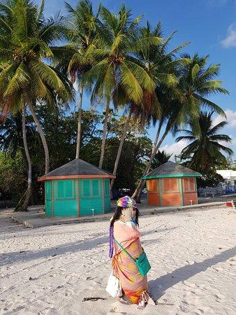 Christ Church Parish, Barbados: Worthing Beach