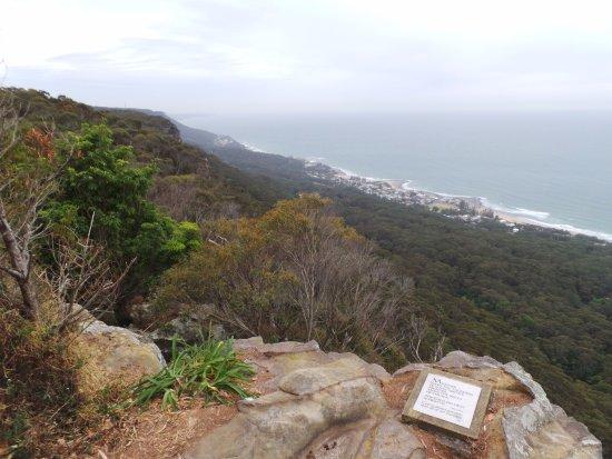 Bulli, Australie : View north