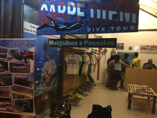 Carpe Diem Dive Center Foto