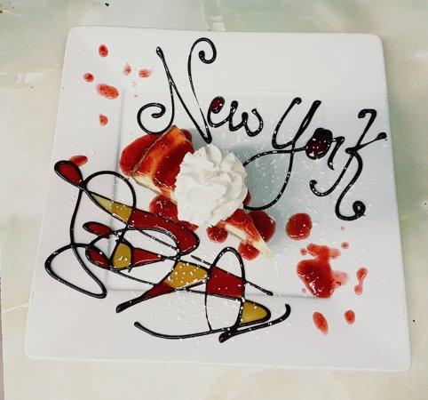 Cornwall, Kanada: new york strawberry cheesecake