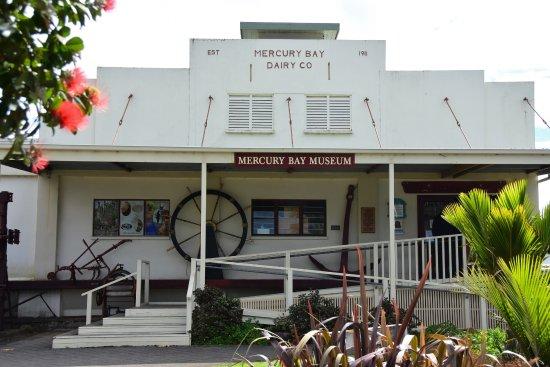 Whitianga, New Zealand: Mercury Bay Museum