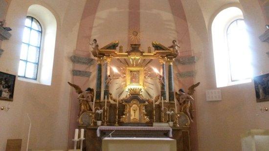 Wallfahrtskirche Maria Bild