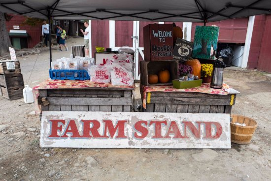 Warwick, NY: Farm Stand