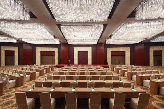 Jinzhou, Cina: Grand Ballroom - Class Set Up