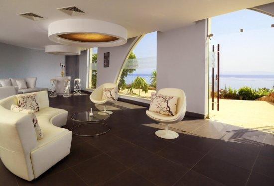 Le Meridien Dahab Resort: Spa Reception