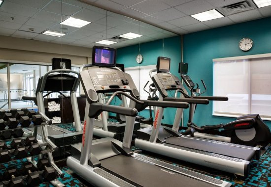 Lake City, FL: Fitness Center