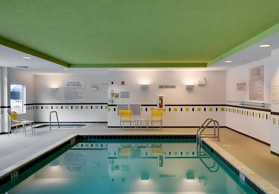 Lake City, FL: Indoor Pool & Spa