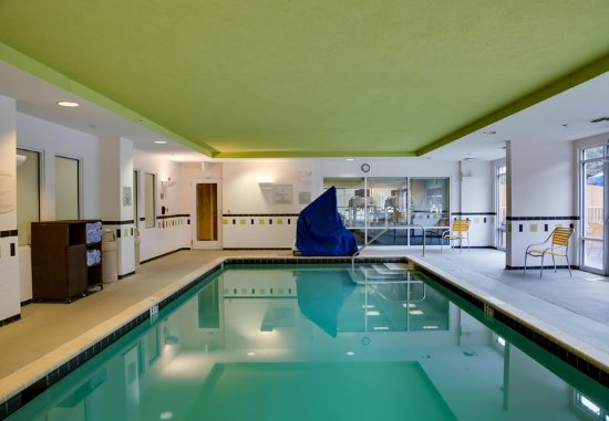 Lake City, FL: Indoor Pool