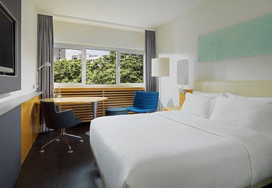 Le Meridien Frankfurt: Superior Room