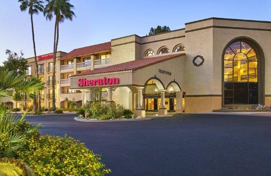 Sheraton Tucson Hotel And Suites Exterior