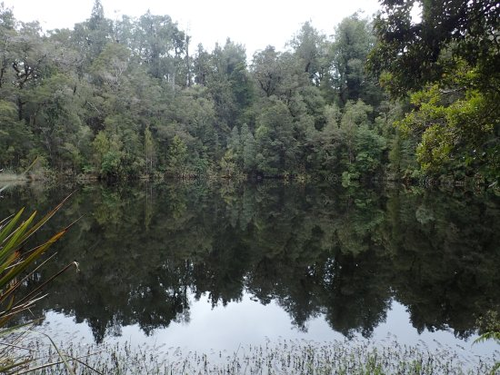Karamea, Новая Зеландия: Mirror Tarn