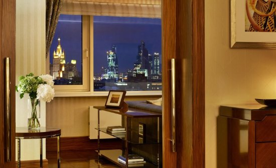 InterContinental Moscow Tverskaya Hotel: Pushkin Executive Suite