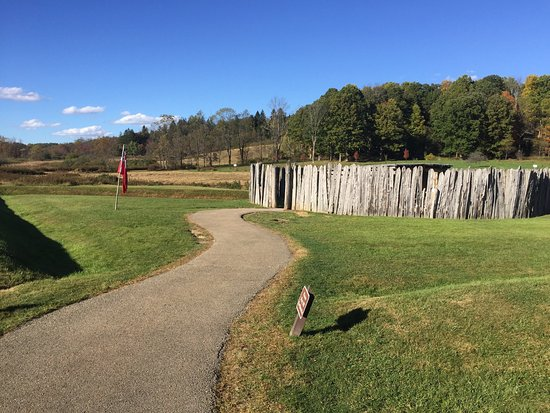 ‪Fort Necessity National Battlefield‬