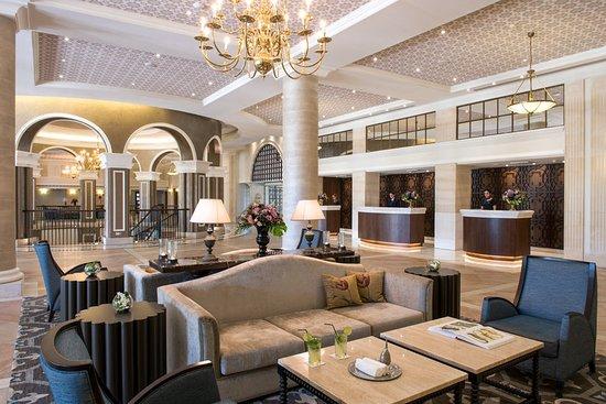 Elysium Hotel: Lobby