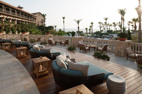 Elysium Hotel: The Terrace