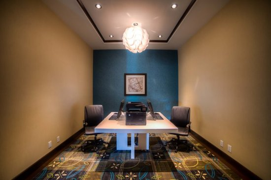 Spruce Grove, Καναδάς: Work on important matters in our business center, open 24 hours