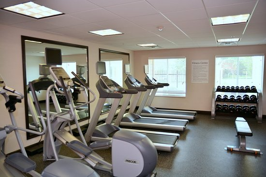 Tomball, TX: Fitness Center