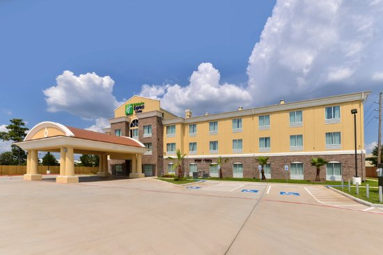 Tomball, TX: Hotel Exterior
