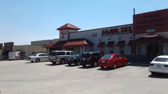 Marshall, TX: Cajun Tex