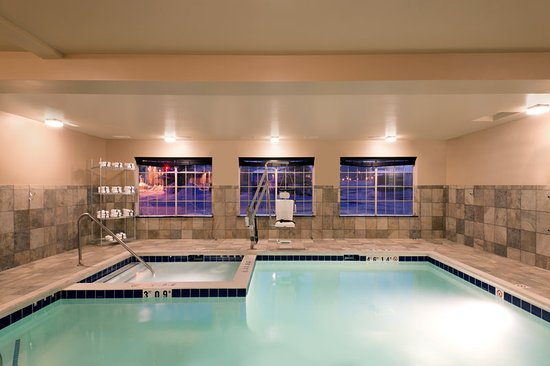 Fraser, CO: Our indoor Swimming Pool is equipped with ADA/Handicapped Lift