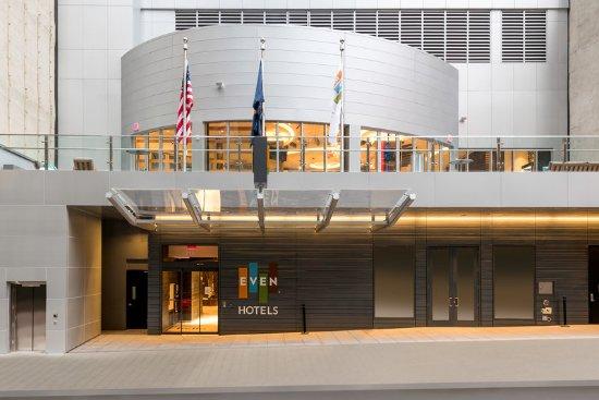 EVEN Hotel New York - Midtown East $179 ($̶2̶2̶9̶) - UPDATED 2018 Prices & Reviews - New York ...
