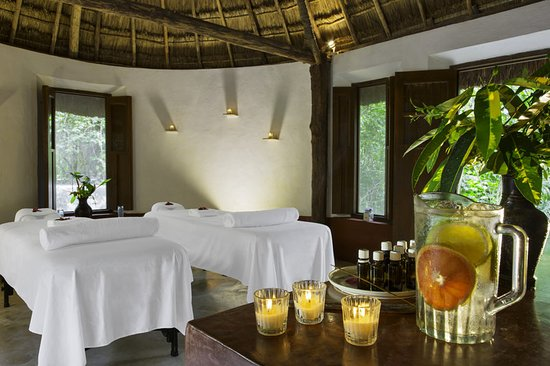Hacienda San Jose, A Luxury Collection Hotel, San Jose: Hol-Be Spa