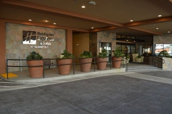 Holiday Inn Express Tacoma Downtown : Welcome