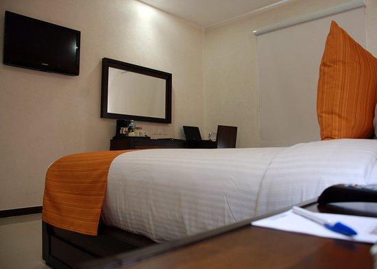 Comfort Inn Cancun Aeropuerto: Retoque