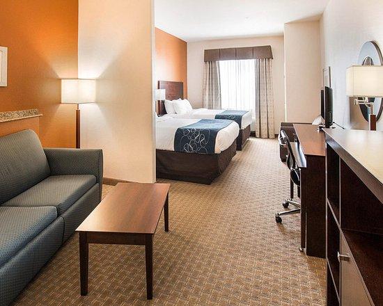 Waxahachie, تكساس: Guest room