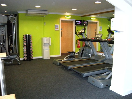 Leigh, UK: Fitness room