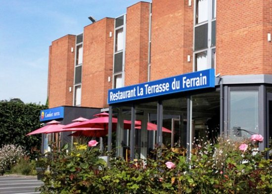 Comfort Hotel Lille L'Union : Exterior (OpenTravel Alliance - Exterior view)