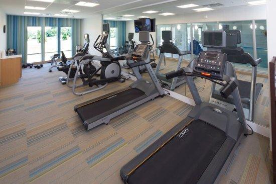 Rochester Hills, MI: Fitness Center