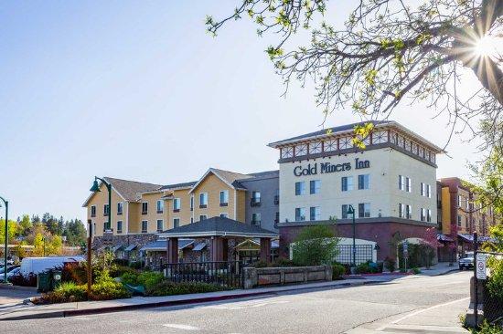 Grass Valley, Kaliforniya: Hotel exterior