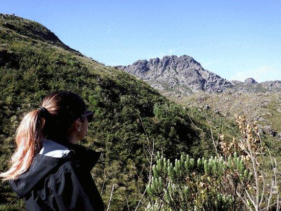 Itatiaia: Vista para as Agulhas Negras