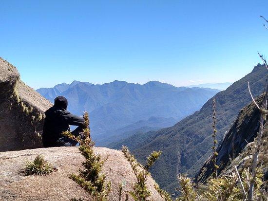 Itatiaia: Vista das Prateleiras