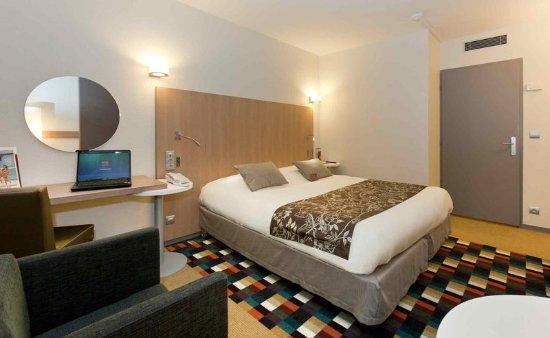 Hotel Mercure Grenoble Centre President : Guest Room