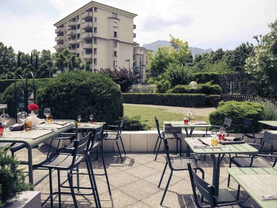 Hotel Mercure Grenoble Centre President : Exterior