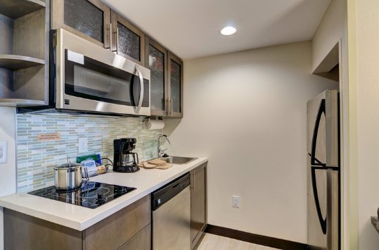 Candlewood Suites Richmond   West Broad: Kitchens Feature Stainless Steel  Appliances Including Dishwasher