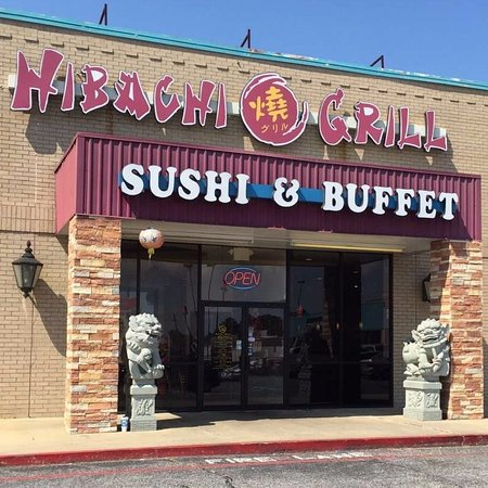 hibachi grill sushi buffet west monroe restaurant. Black Bedroom Furniture Sets. Home Design Ideas