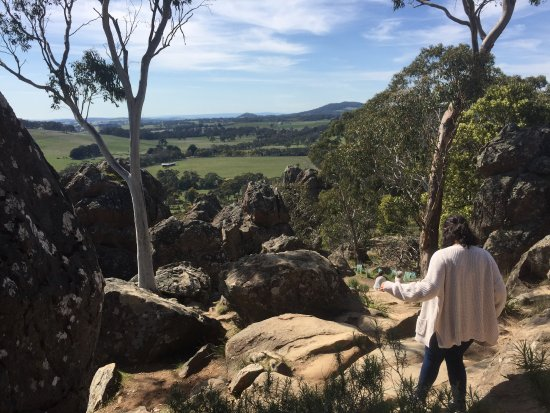Woodend, Australien: On our way to 'The Summit'