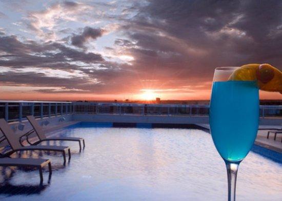 Quality Hotel Manaus: Views of surrounding area
