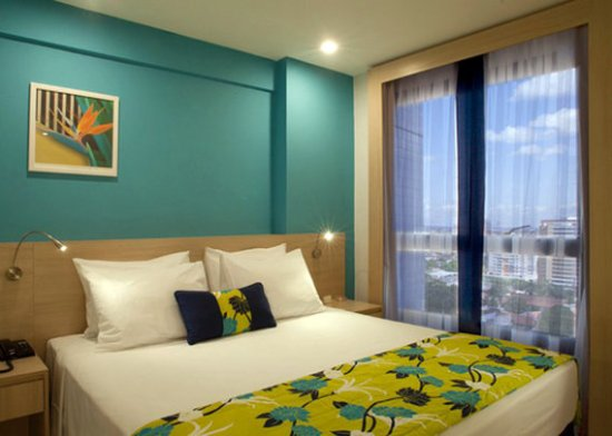 Quality Hotel Manaus: Queen room