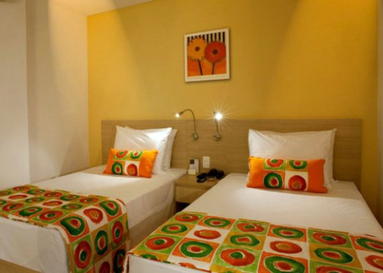 Quality Hotel Manaus: Superior with two beds