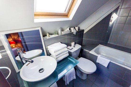 Voglans, Frankrike: Bathroom in guest room Chambery Le Cervolan Bathroom Standard