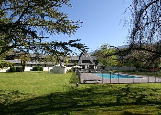 Voglans, France: Exterior