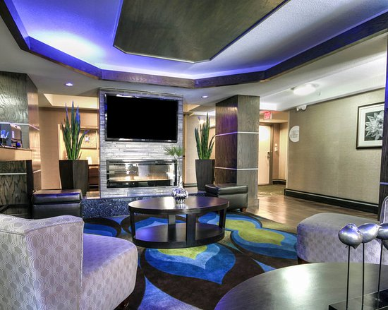 Comfort Inn & Suites I-10 Airport: Lobby