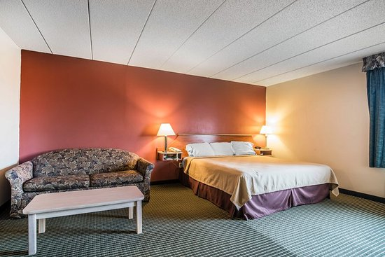 ‪‪Plymouth‬, ‪New Hampshire‬: King Room‬