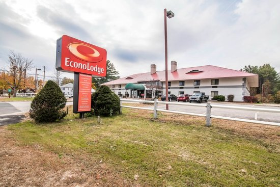 Econo Lodge Near Plymouth State University: Exterior