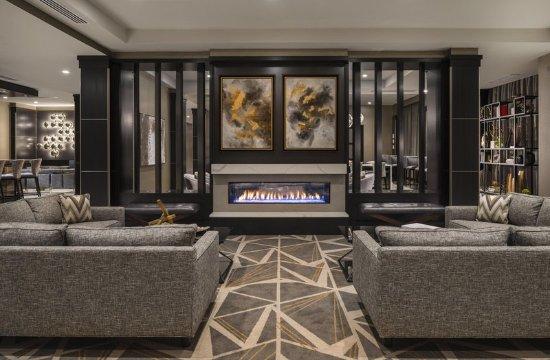 Bridgewater, Νιού Τζέρσεϊ: Hotel Lobby