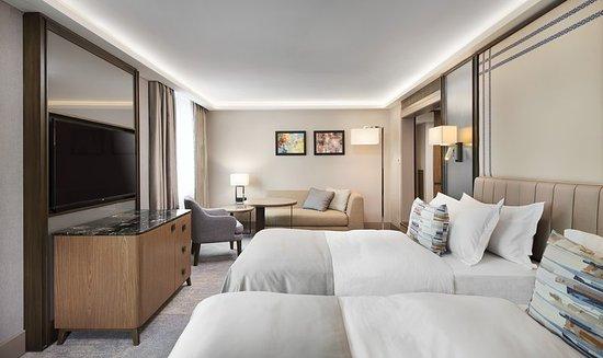 Radisson Blu Grand Hotel Sofia : Twin Standard Bedroom